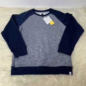 NWT Sovereign Code Bryson Raglan Shirt Size 10/12